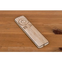 Bamboo Apple TV Remote Case