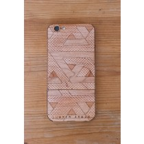 Customized Wood iPhone 6 Case - Classic Style