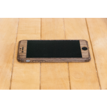 Teak iPhone 8 Case - stealth Style