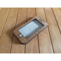 Teak iPhone 7 Case - Lumberjack Style