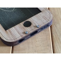 Bamboo iPhone 6S / iPhone 6 Case - Lumberjack Style