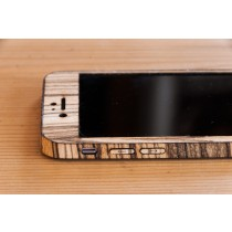 Zebrawood iPhone 6S Case - Classic Style