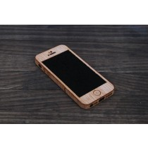 Mahogany iPhone 5 Case