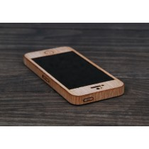 Mahogany iPhone 5C Case