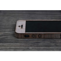 Walnut iPhone SE / iPhone 5S Case