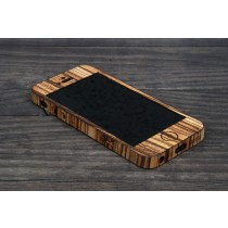Zebrawood iPhone 5C Case