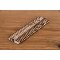 Zebrawood Apple TV Remote Case