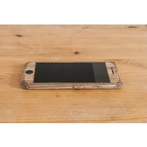 Zebrawood iPhone 8 Case - stealth Style